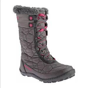 NIB Columbia Powder Summit Waterproof Snow Boots